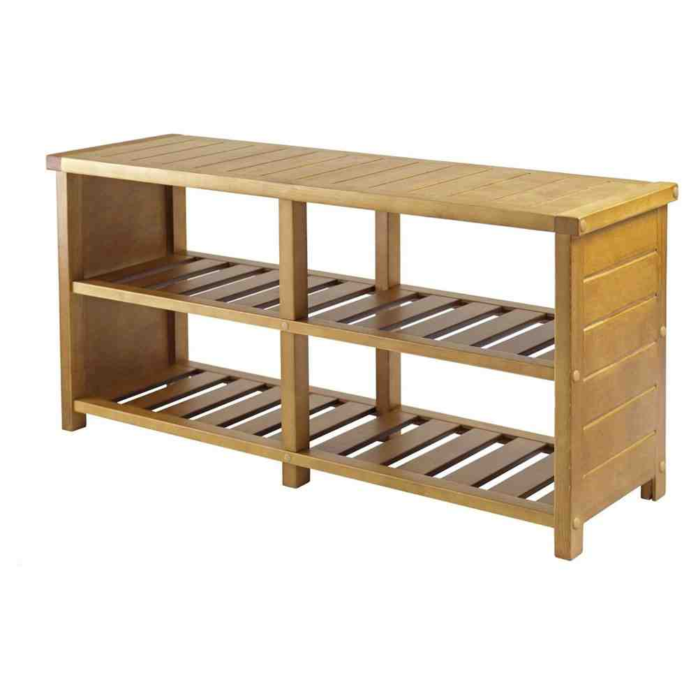 Storage Bench For Shoes Home Furniture Design