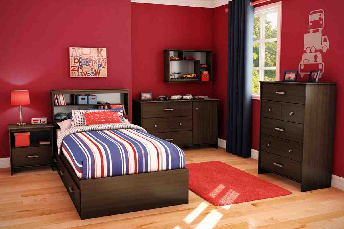 Twin bedroom furniture sets for adults home furniture design for Twin bedroom furniture sets for adults