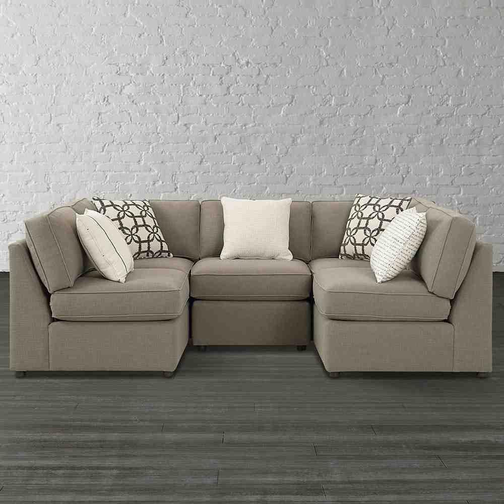 U Shaped Sectional Sofa - Home Furniture Design