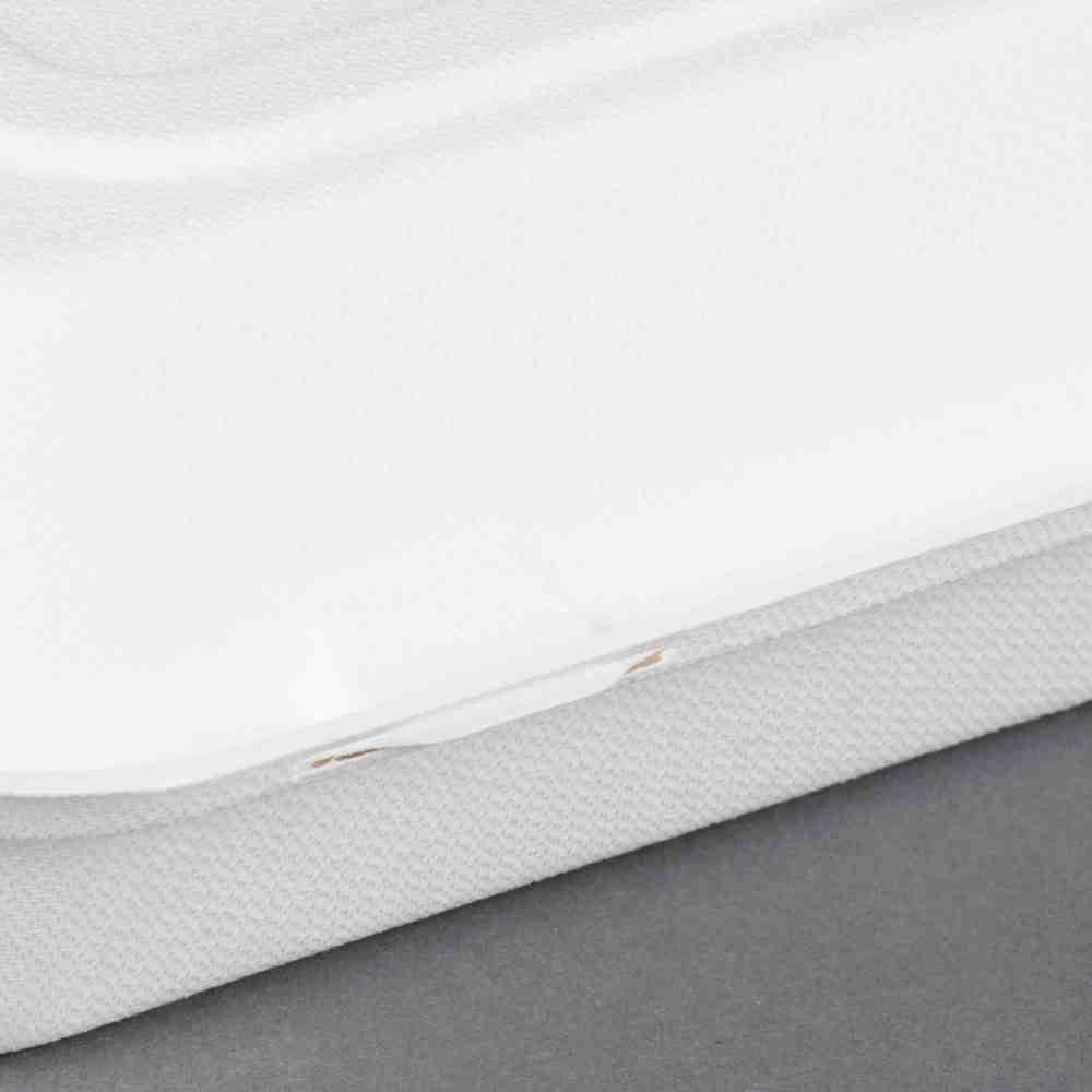 Waterproof zippered mattress cover home furniture design for Sofa bed zippered mattress cover