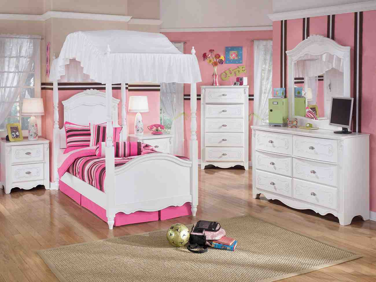 white twin bedroom set home furniture design. Black Bedroom Furniture Sets. Home Design Ideas