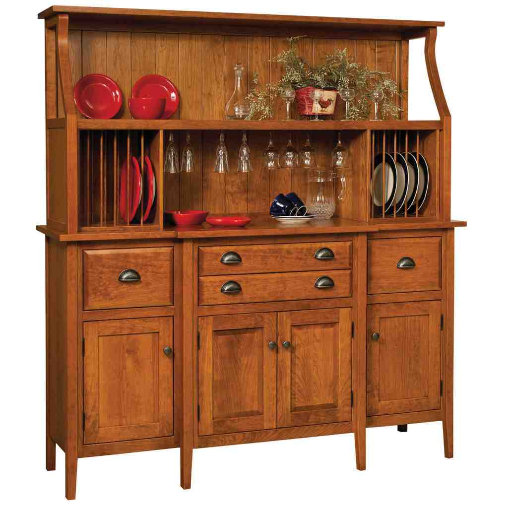 Amish China Cabinet Home Furniture Design