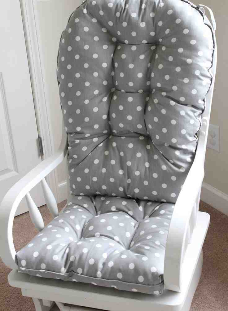 Rocking Chair Cushions For Baby Room