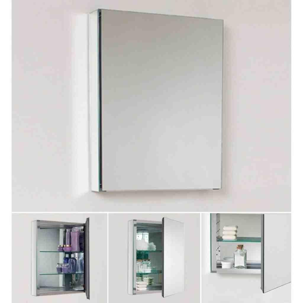 Bathroom Medicine Cabinets With Mirrors Useful Furniture: Bathroom Mirror Medicine Cabinet