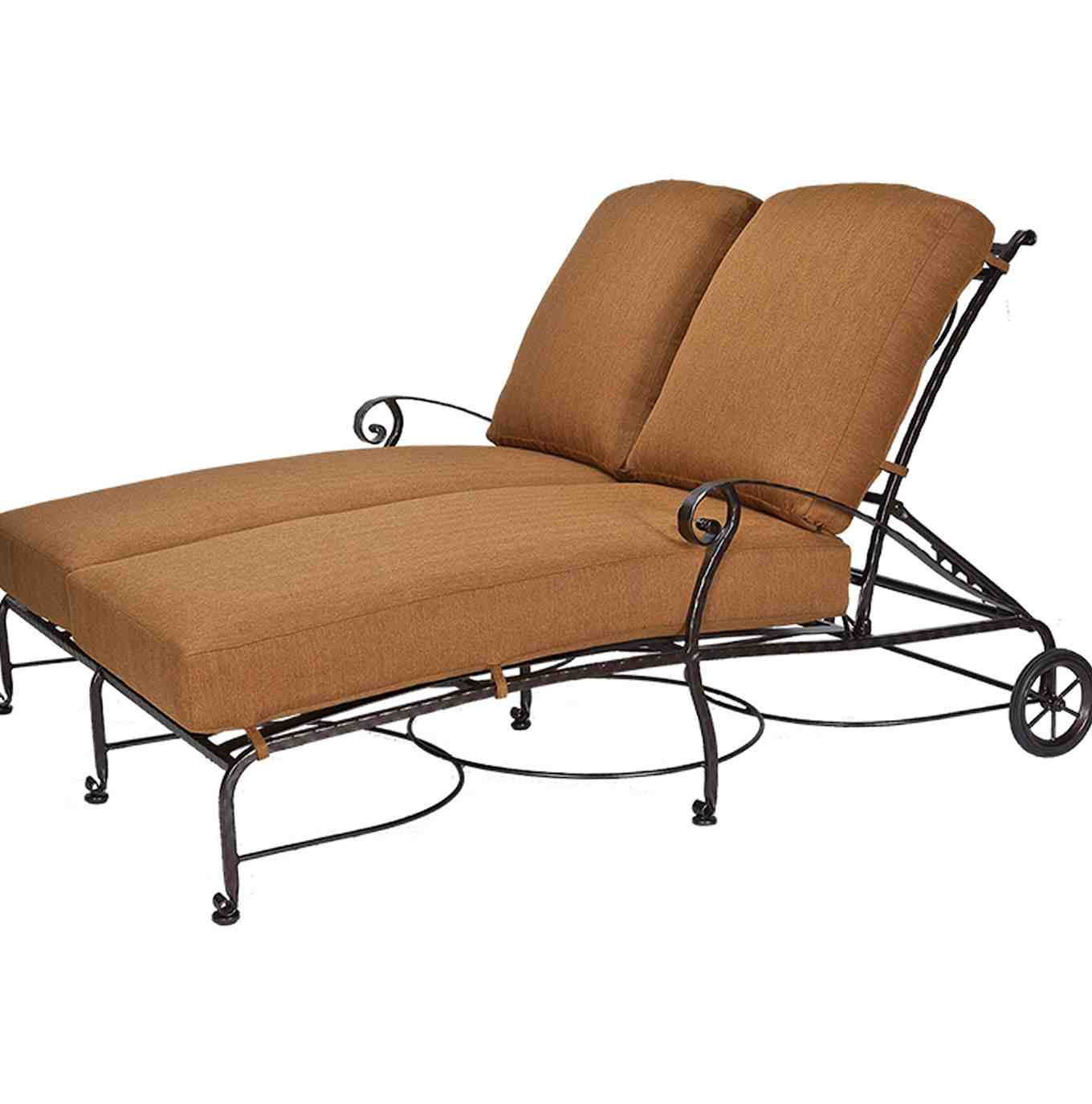 Double chaise lounge cover outdoor furniture home for Chaise lounge cover