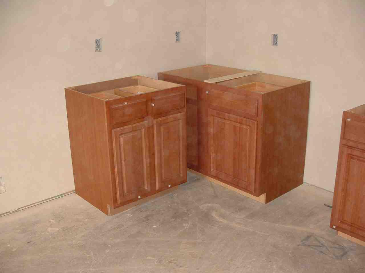 Cheap Kitchen Base Cabinets