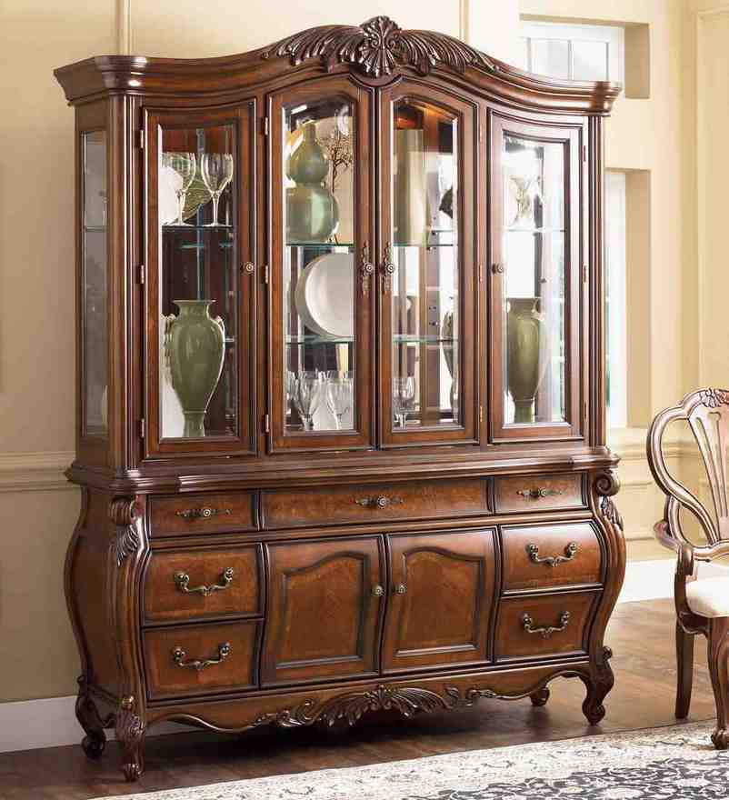 China Cabinet Designs Home Furniture Design