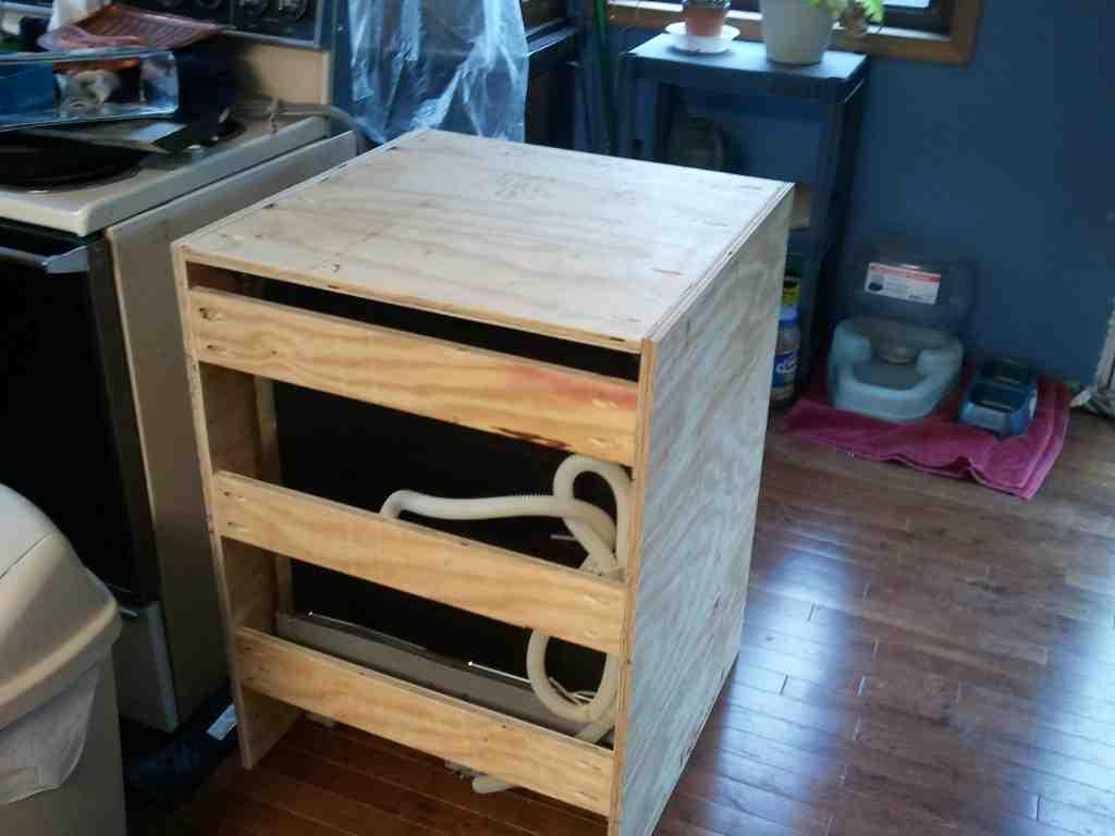 Dishwasher Base Cabinet Home Furniture Design