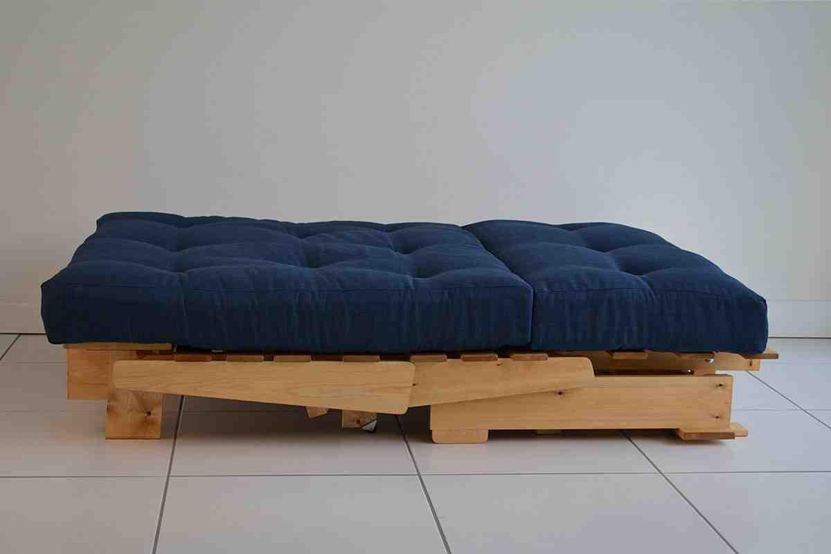 Double Futon Sofa Bed Home Furniture Design