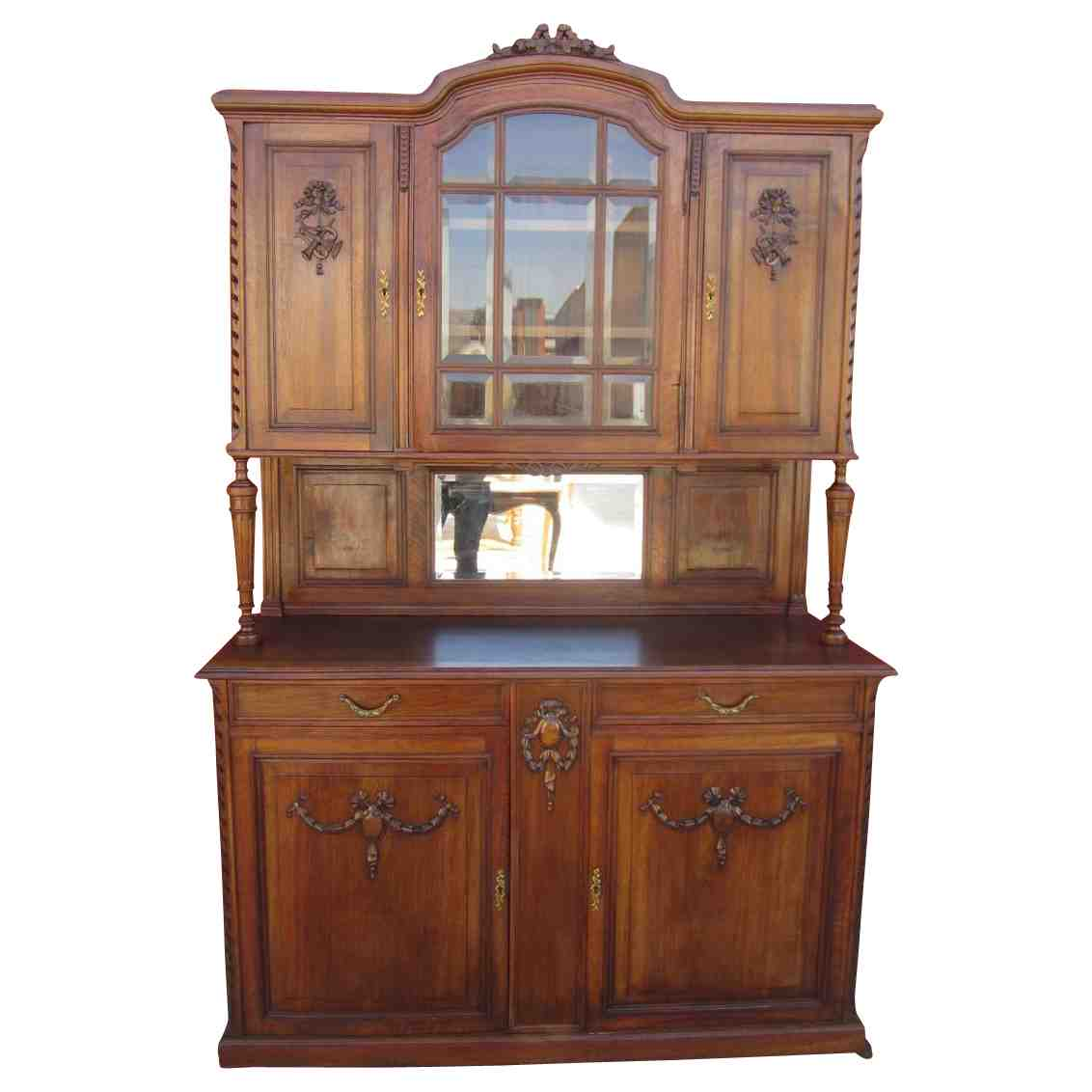 French China Cabinet Home Furniture Design
