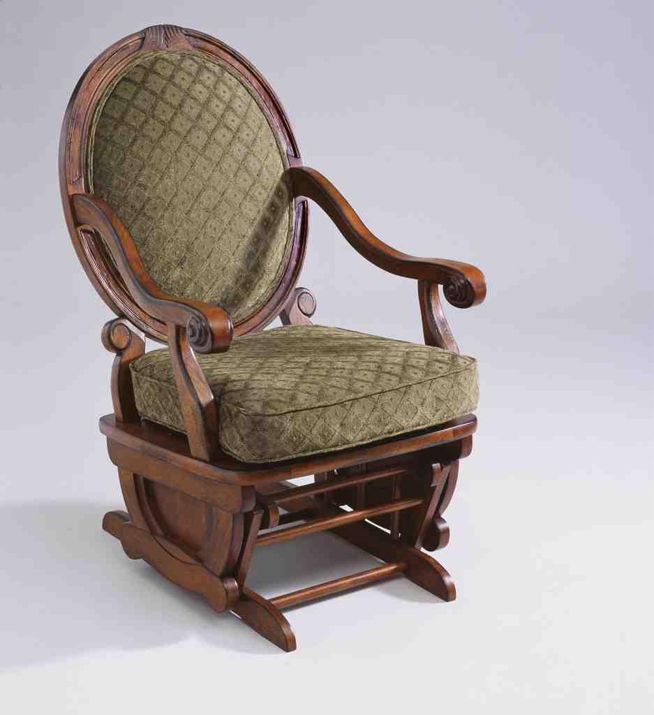 gliding rocking chair cushions home furniture design. Black Bedroom Furniture Sets. Home Design Ideas