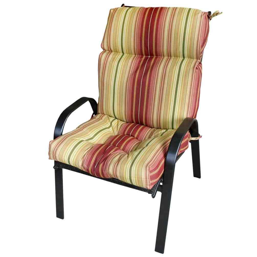 High Back Patio Chair Cushions Clearance Home Furniture