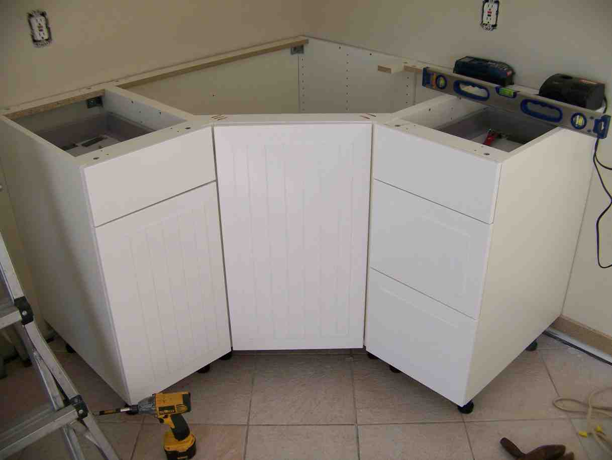 Ikea Corner Base Cabinet - Home Furniture Design
