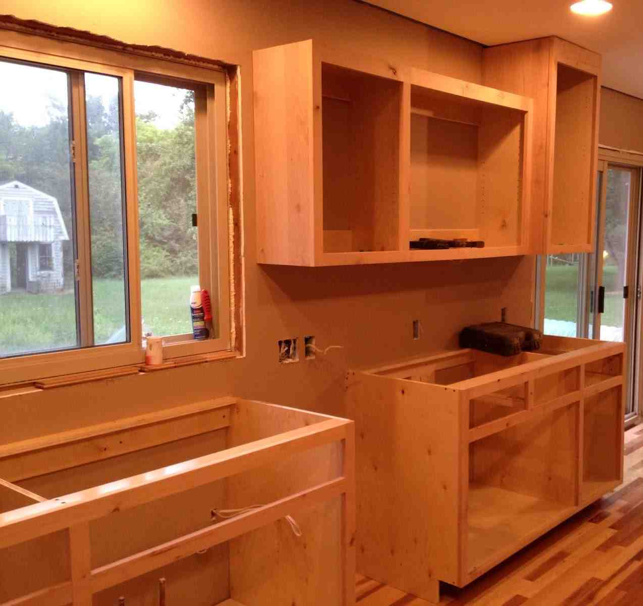 Kitchen Cabinet Drawings: Kitchen Base Cabinet Plans