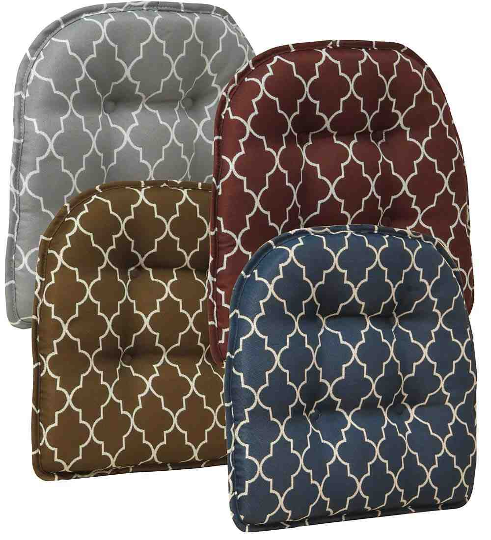 Kitchen Chair Cushions Non Slip Home Furniture Design