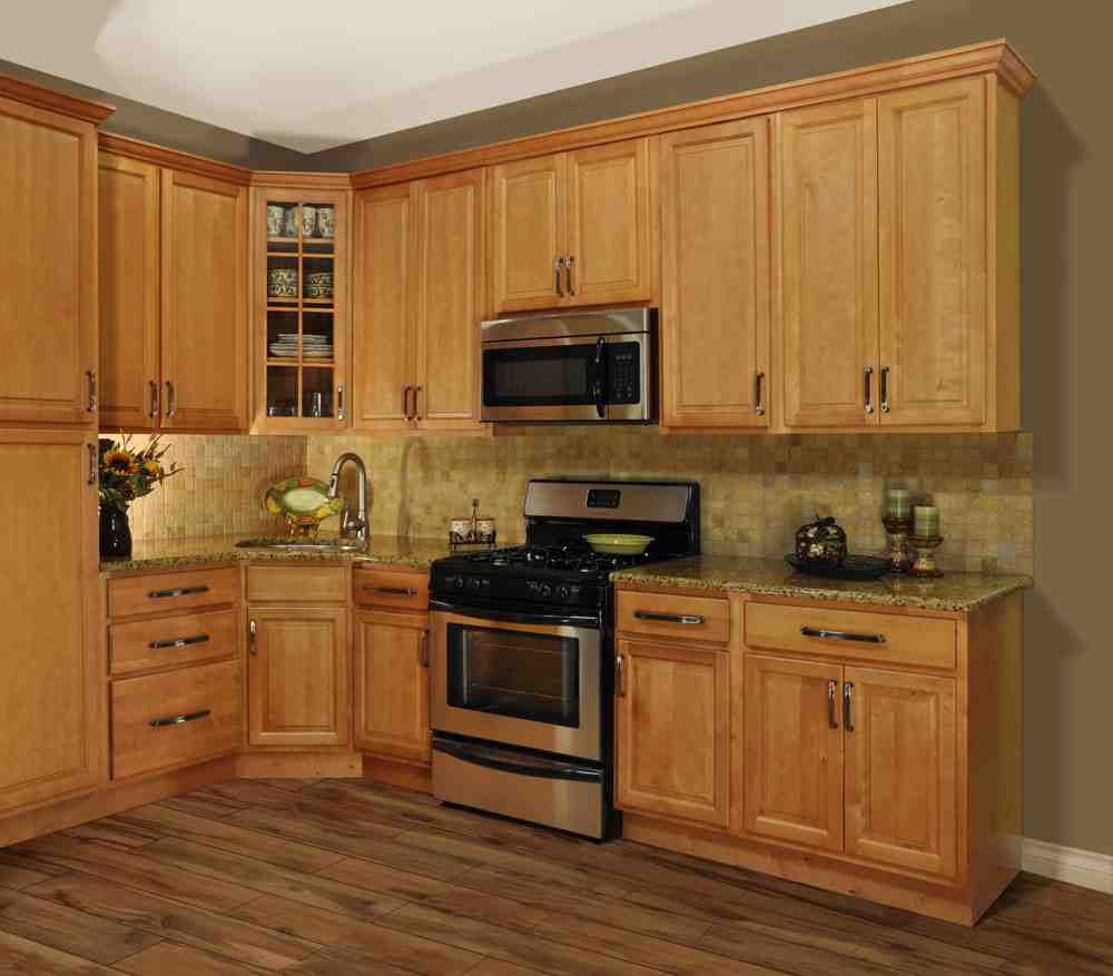 Oak Cabinet Kitchen Ideas Top Medium Oak Kitchen Cabinets: Maple Kitchen Cabinet Doors