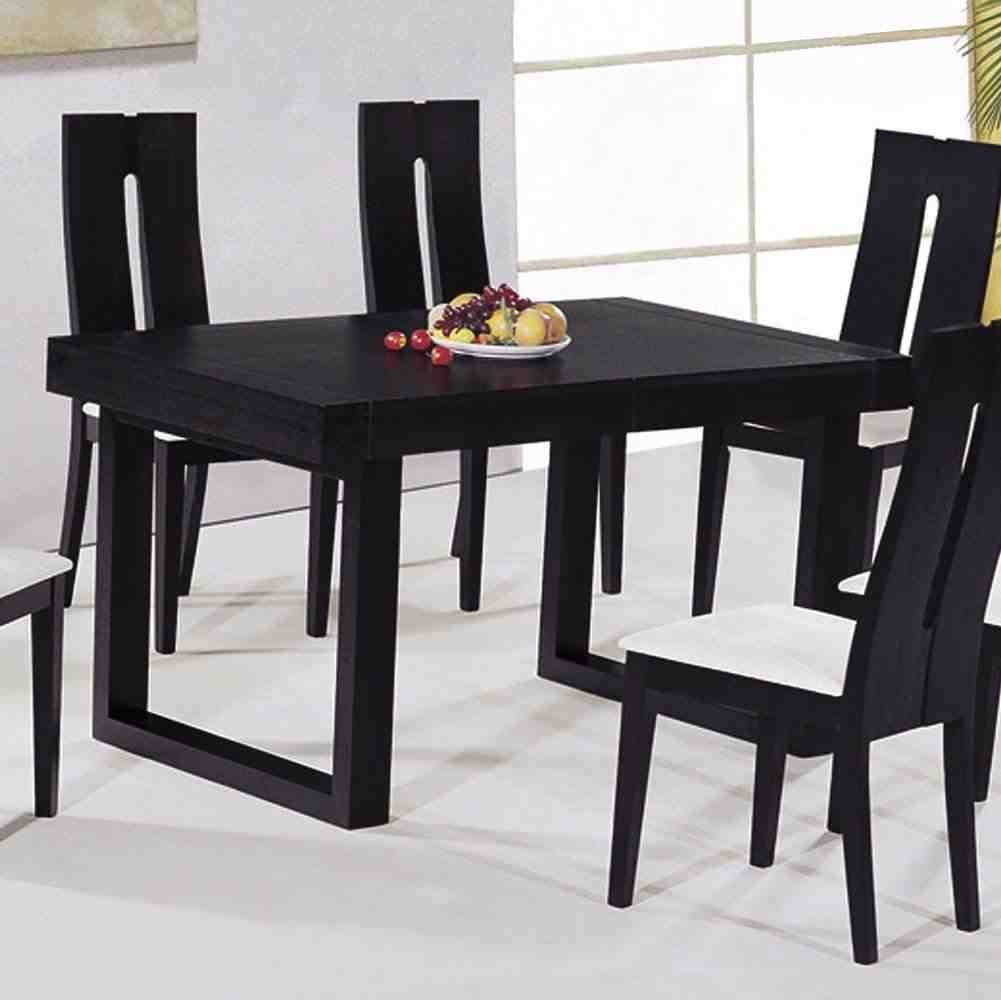 Dining Chairs Modern Design: Modern Black Dining Chairs