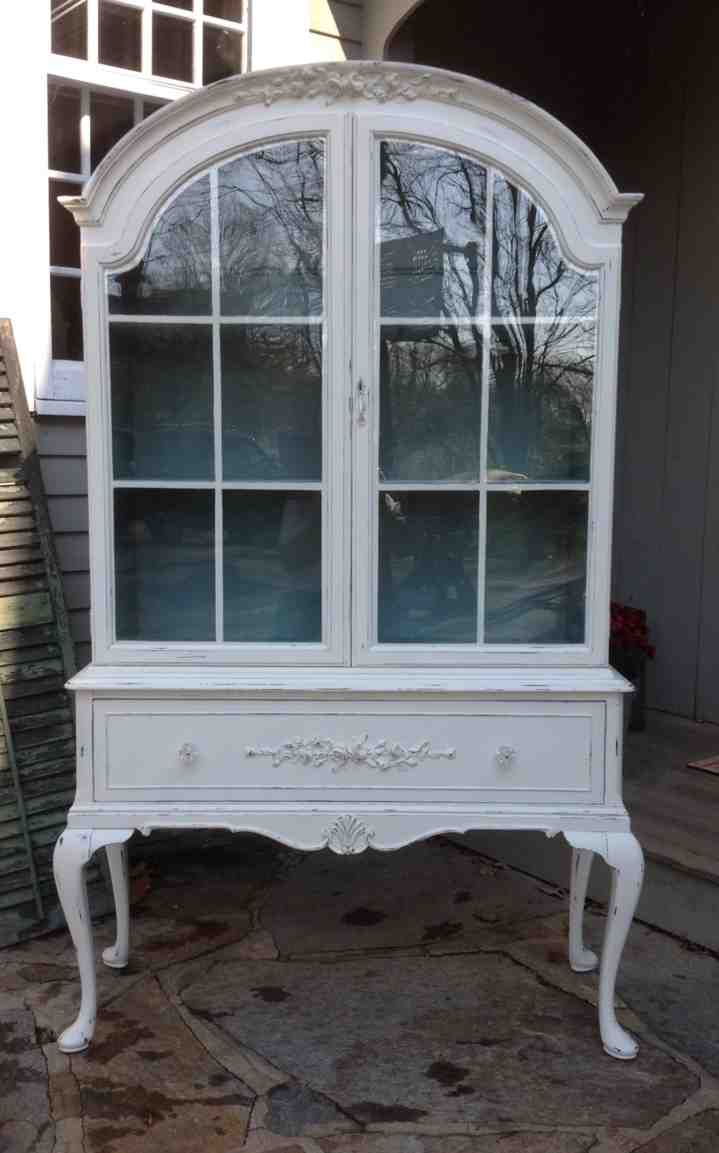 Painting A China Cabinet Home Furniture Design