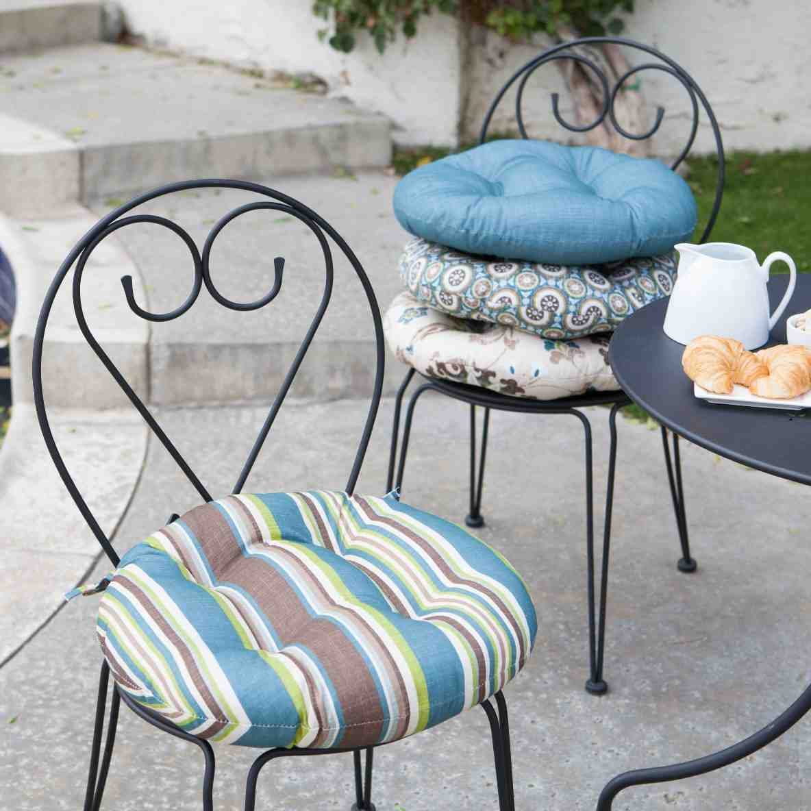 Patio chair cushions sale home furniture design - Seat cushions for patio furniture ...