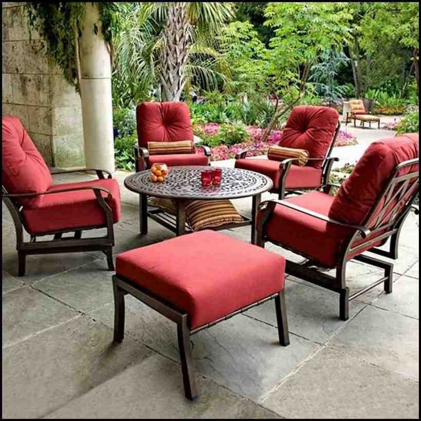 Garden Treasures Patio Furniture Replacement Cushions Best Home Replacement C