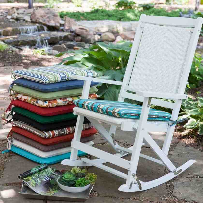 Seat Cushions For Patio Chairs Home Furniture Design