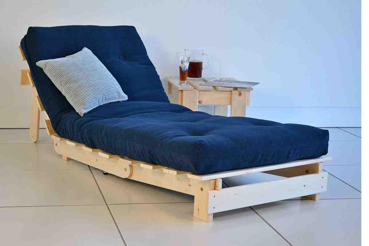 Single Futon Sofa Bed   Home Furniture Design