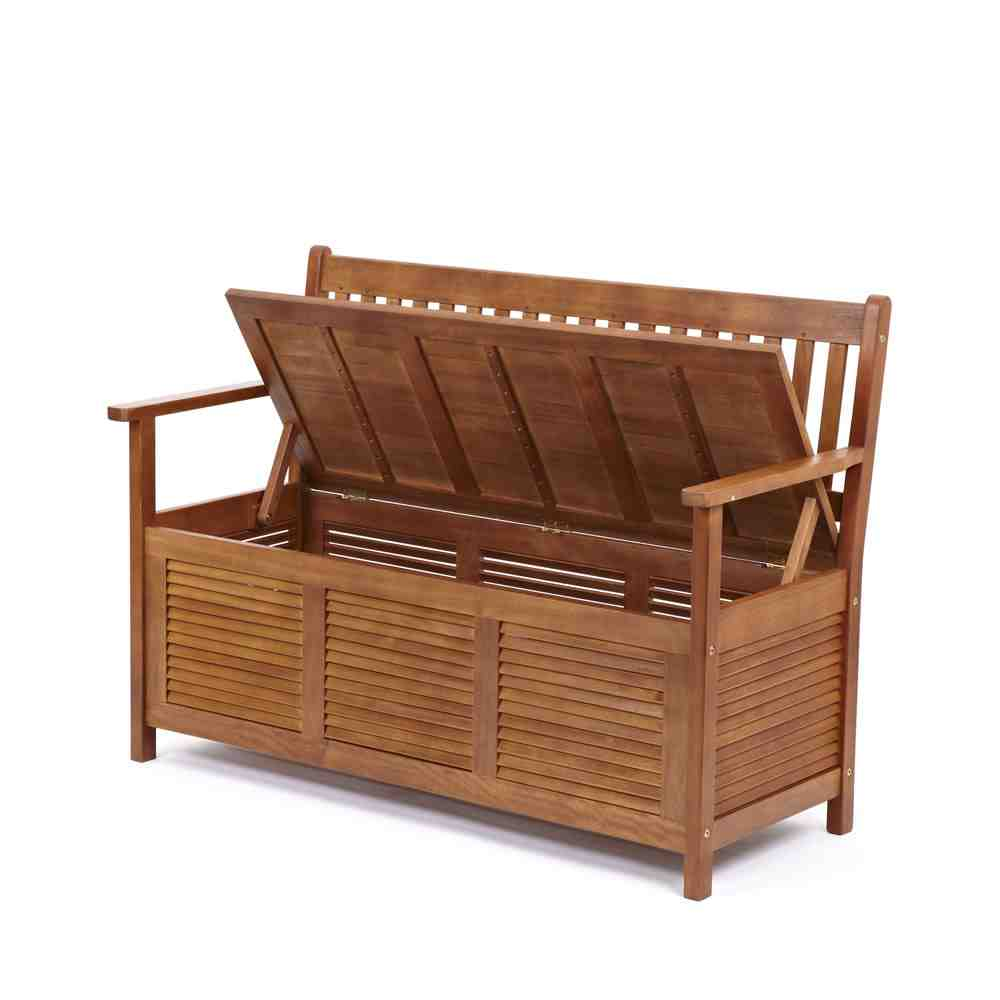 Small Outdoor Storage Bench - Home Furniture Design