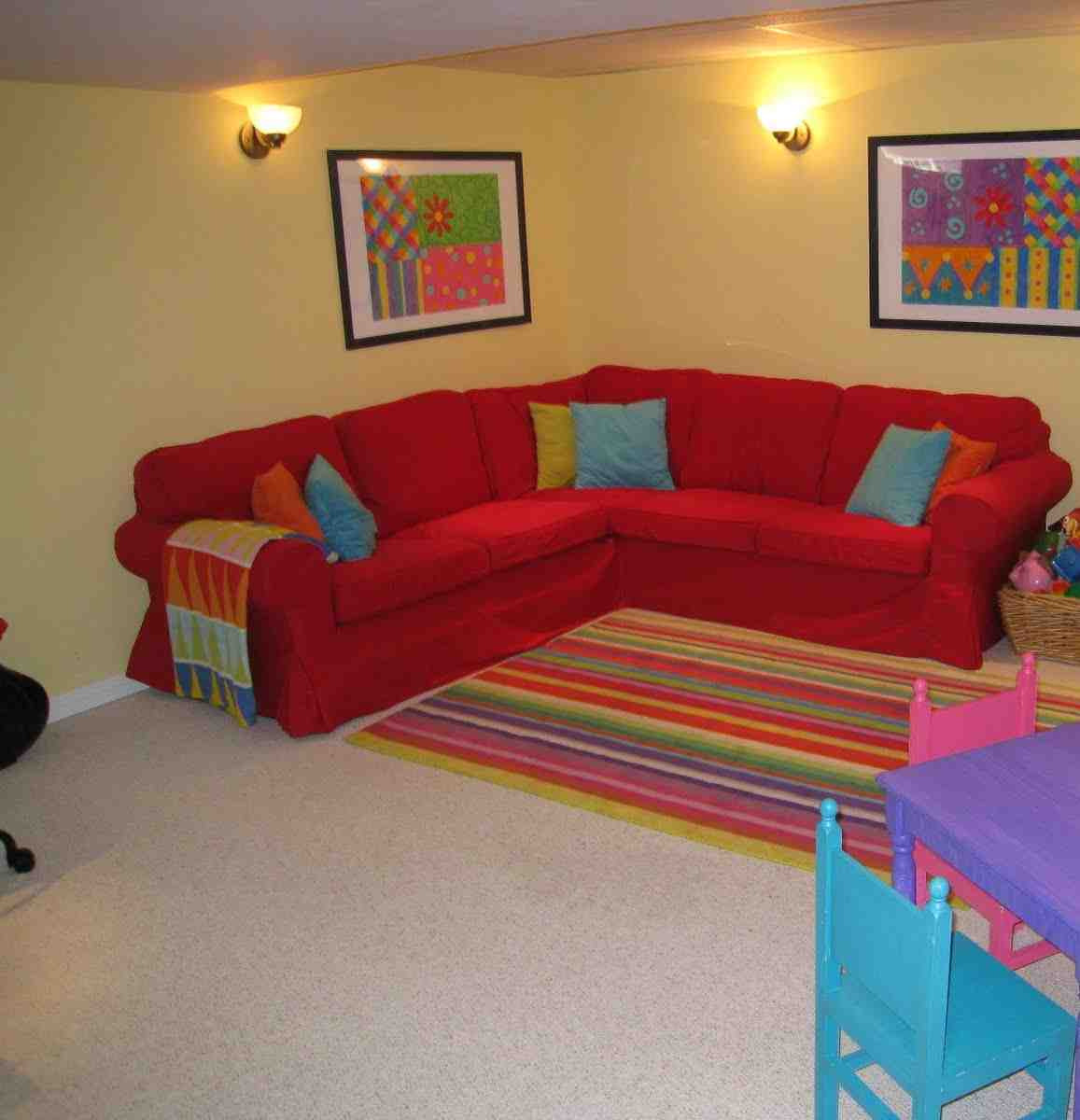 Sofa for kids room home furniture design for Furniture for toddlers room