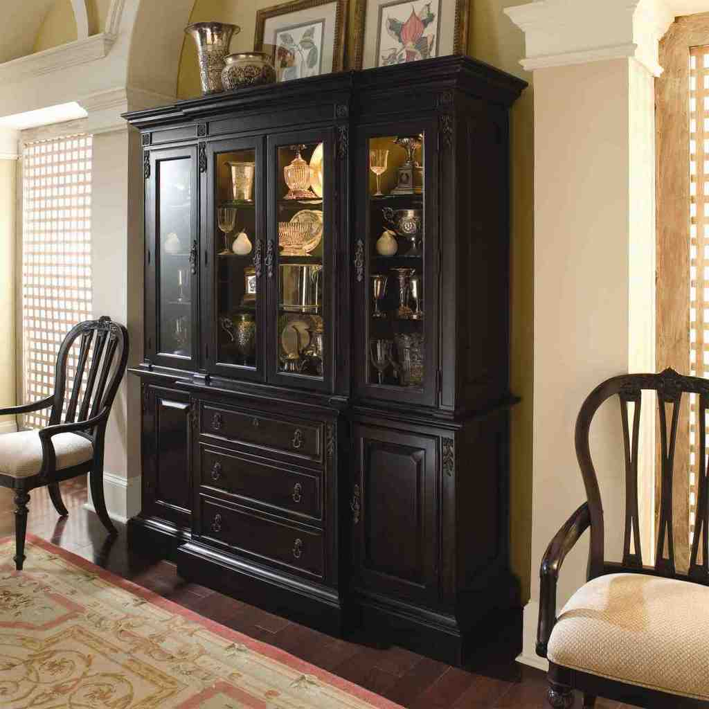 Solid wood china cabinet home furniture design Home furniture from china
