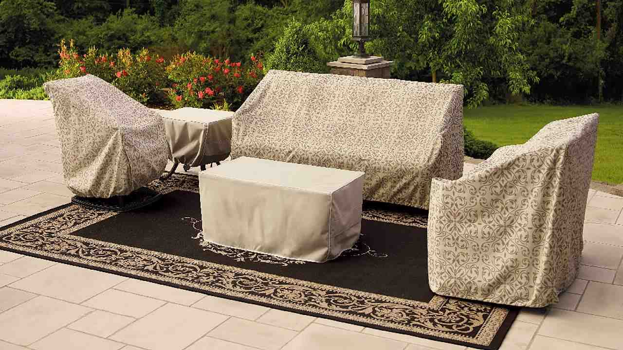Waterproof Outdoor Patio Furniture Covers Home