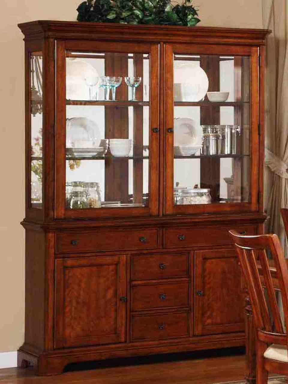 China Cabinet Brings Traditional Style And Storage To Your Dining Room Home Furniture Design