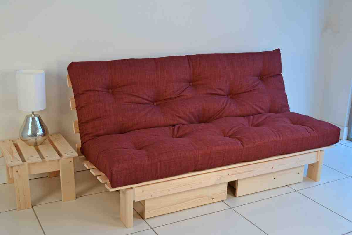 Futon Sofa Bed Add Some Style Home Furniture Design