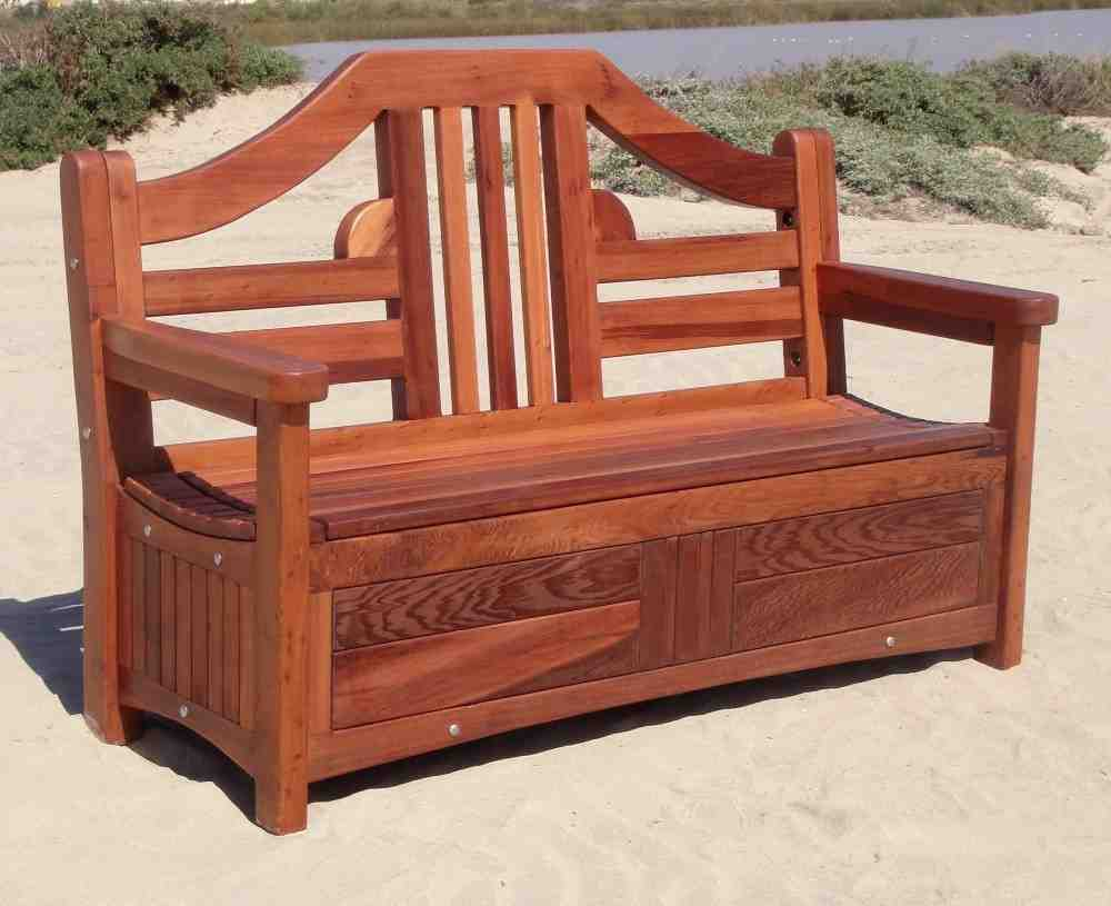 Outdoor Storage Bench How To Pick The Right For Comfortable Seating Home F