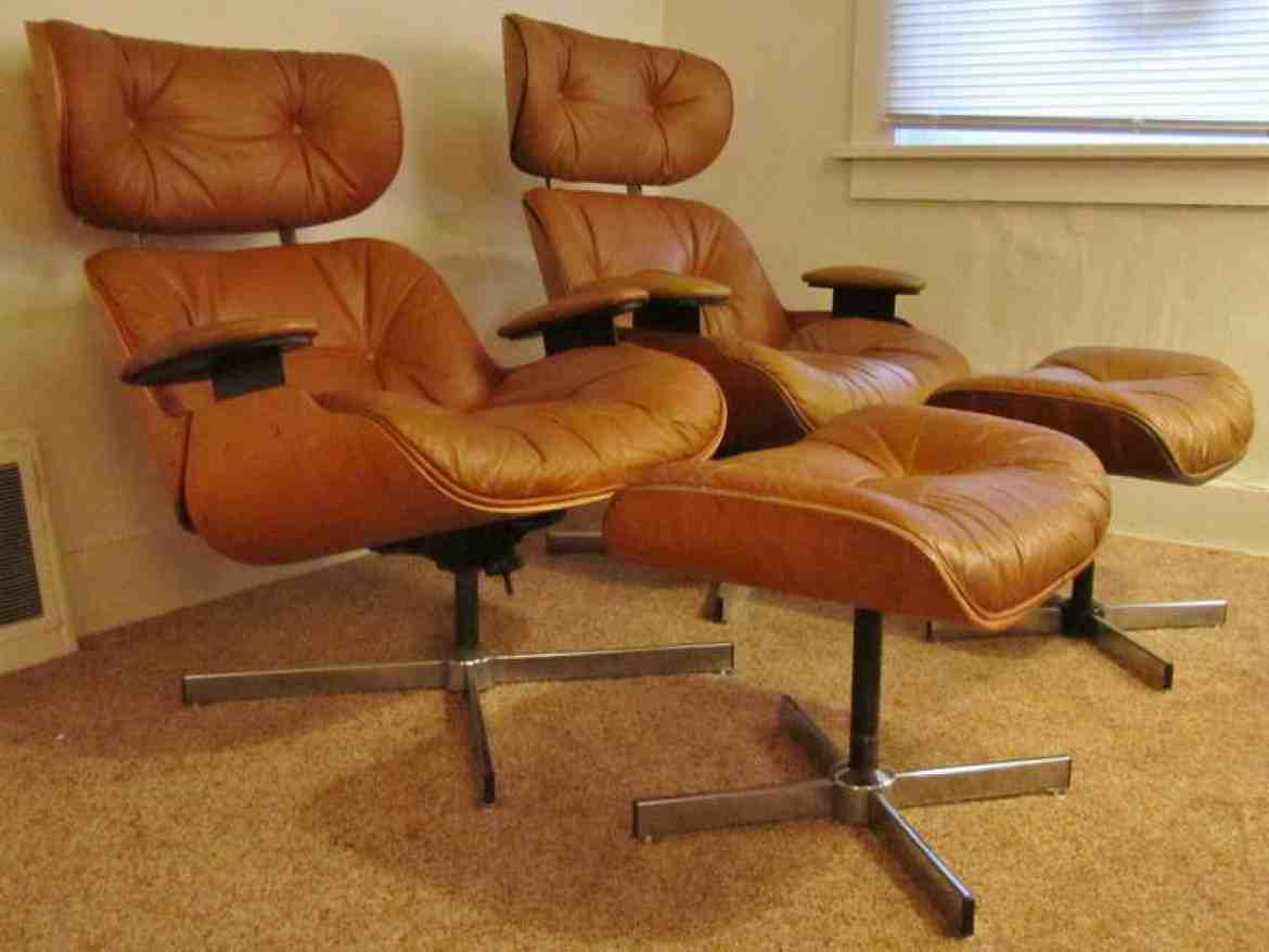 Eames Lounge Chair Replica Home Furniture Design