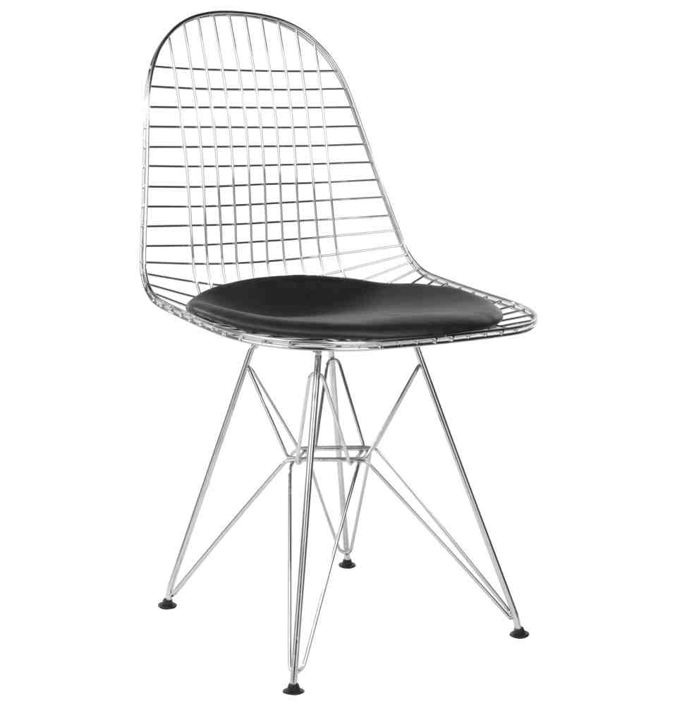 Eames wire chair home furniture design for Design eames