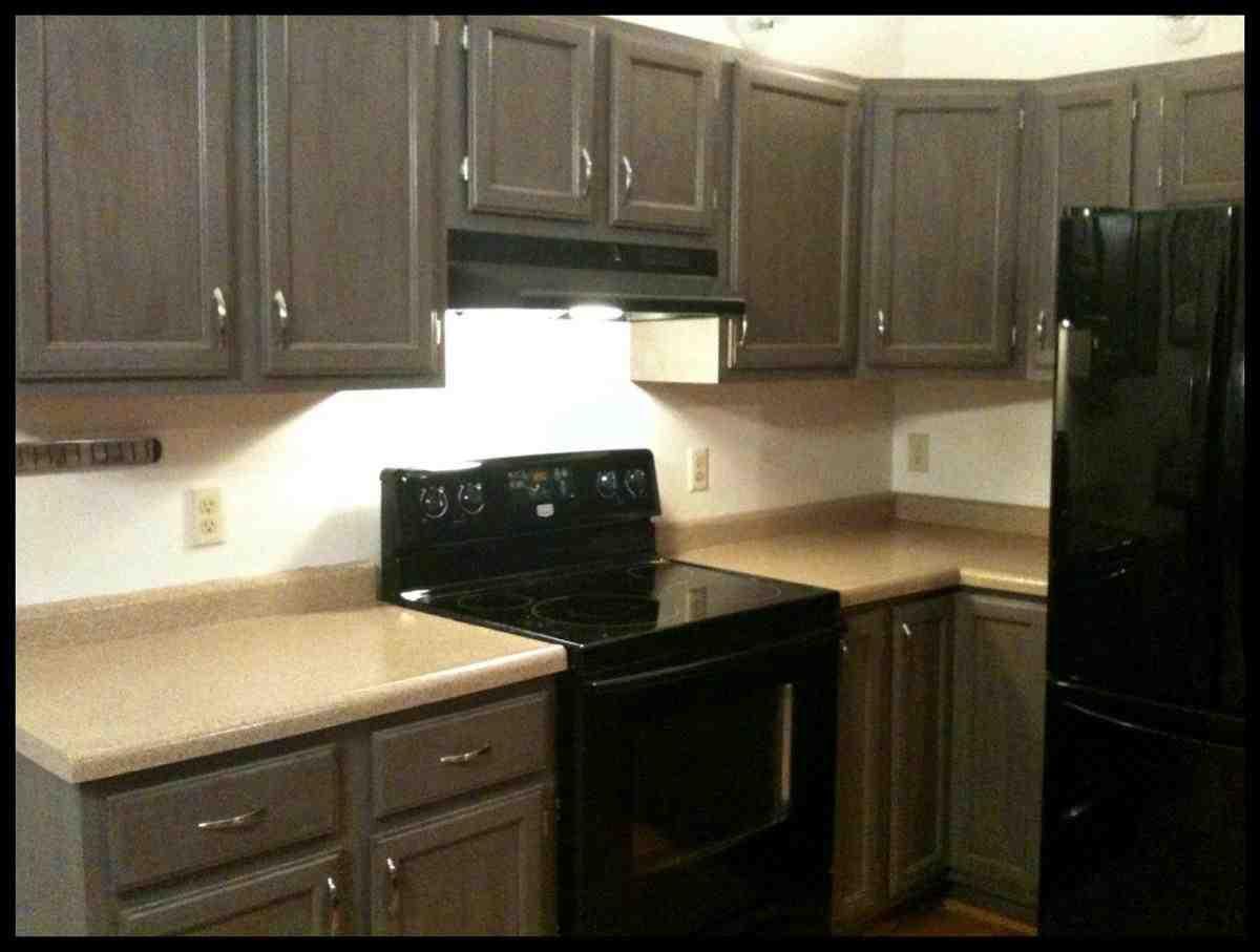 Espresso Colored Cabinets - Home Furniture Design