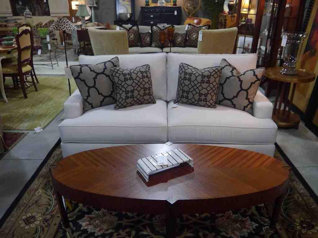 Ethan Allen Whitney Sofa - Home Furniture Design