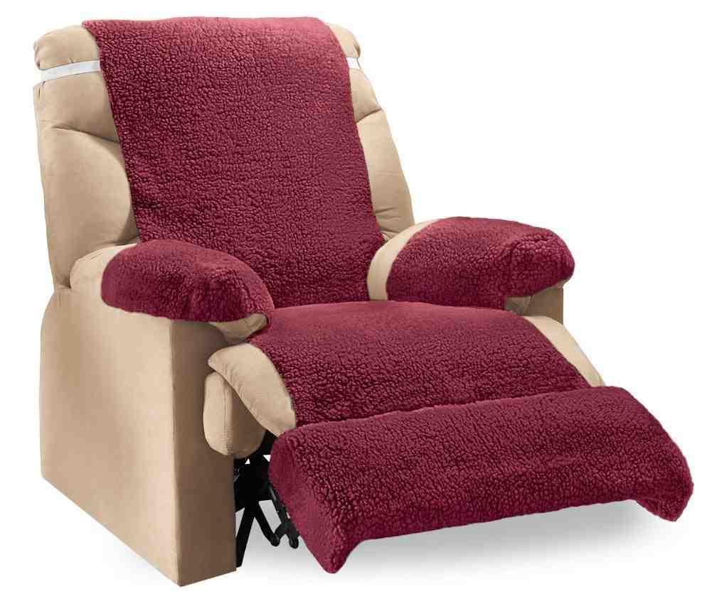 Fleece Recliner Cover Home Furniture Design