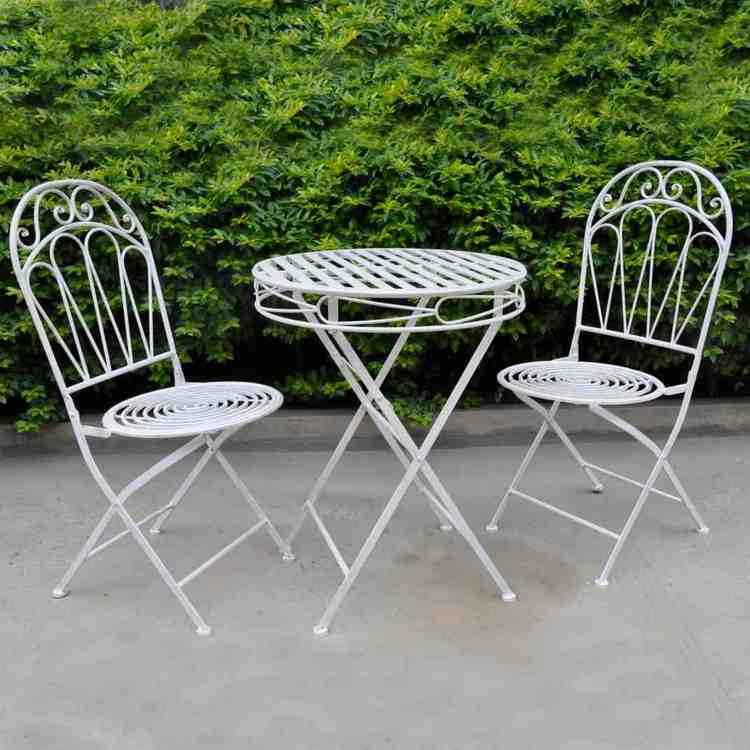 Folding Bistro Table and Chairs Home Furniture Design