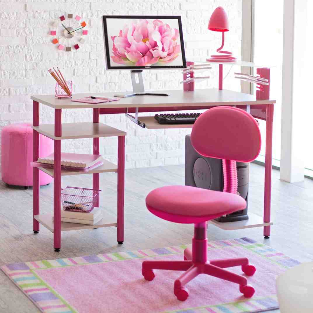 Kids Computer Desk Chair Home Furniture Design