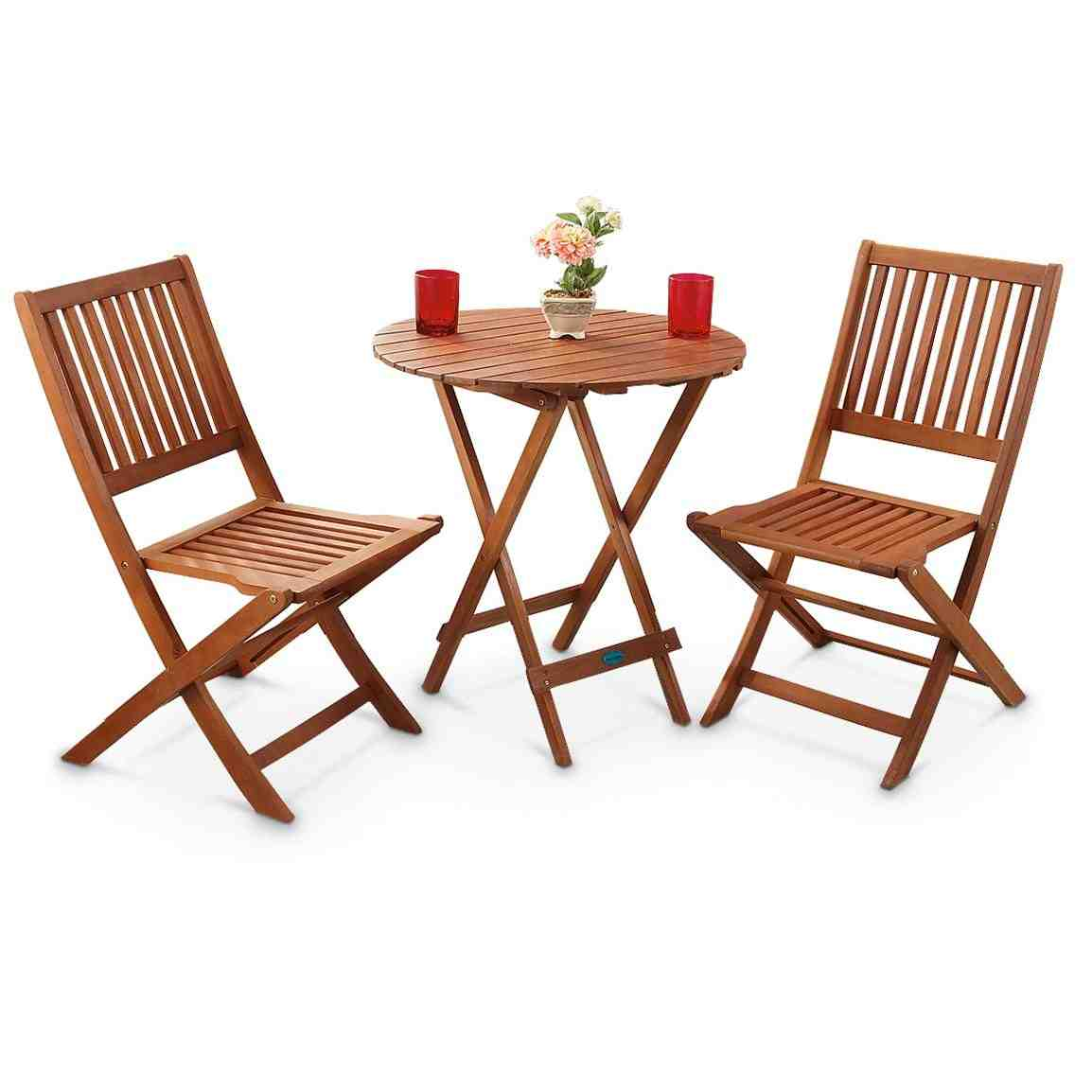 Outdoor furniture table and chairs patio patio tables for Deck table and chairs