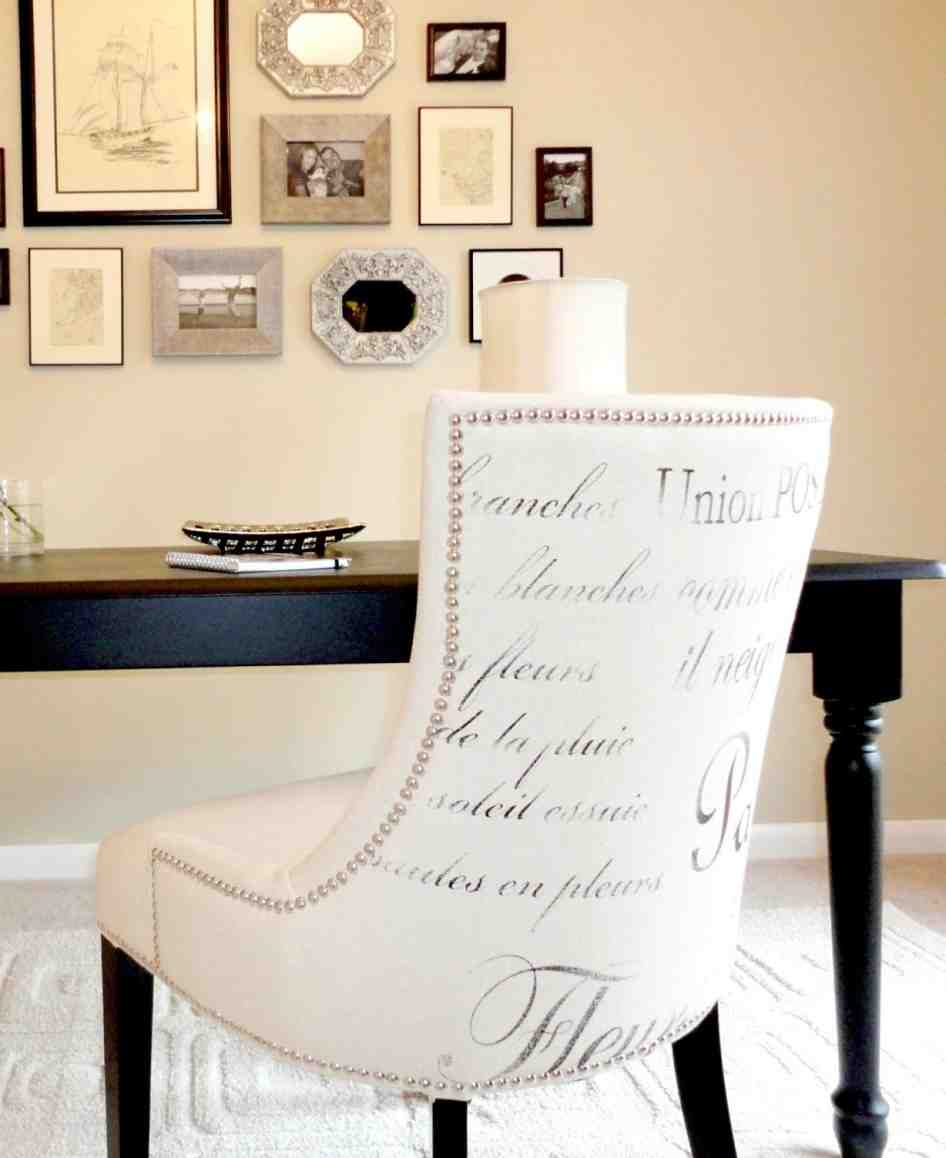 Pretty desk chairs home furniture design - Comfortably luxury home offices ideas making working less stressful ...