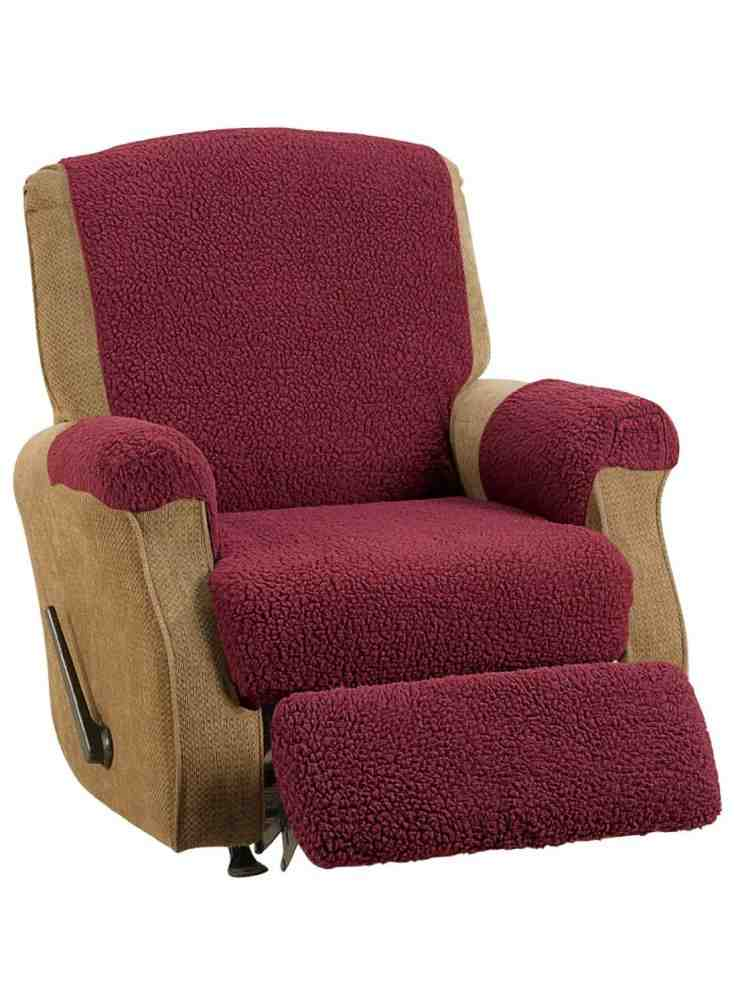 The exciting photo is segment of recliner covers make an old chair