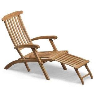 Teak Beach Chairs