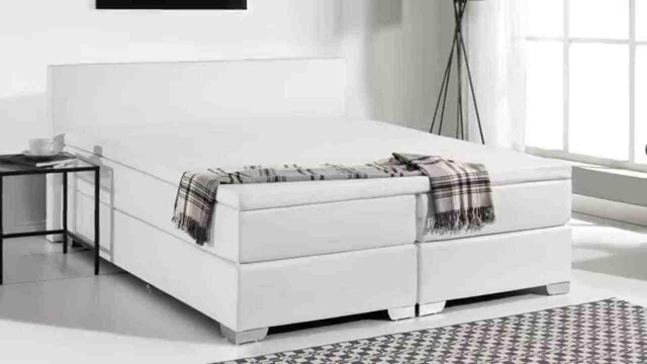 White Box Spring Cover Home Furniture Design
