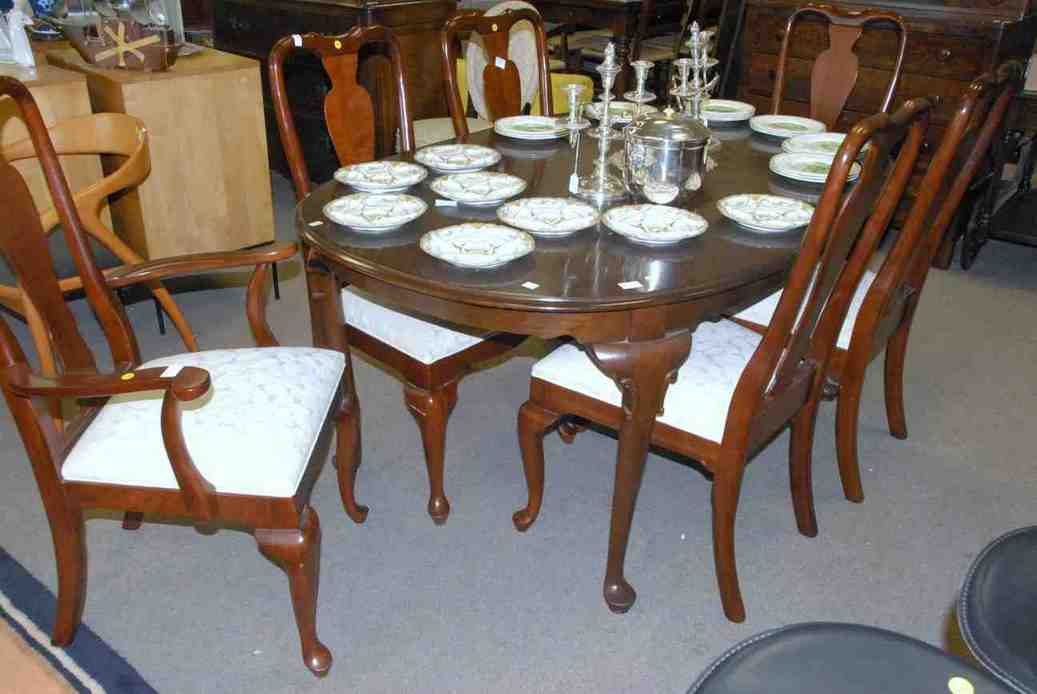 Ethan Allen Country French Dining Room Sets