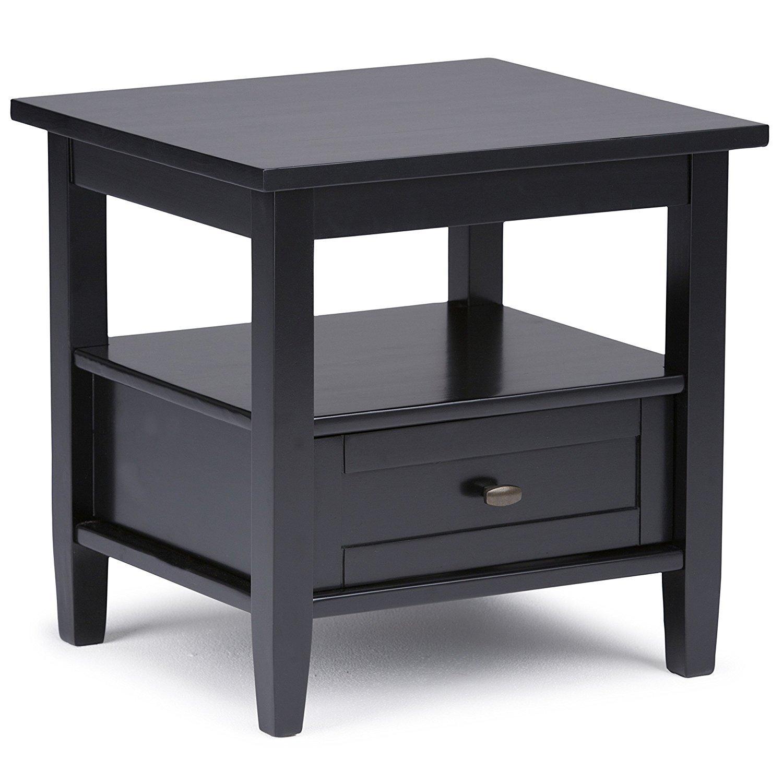 Shaker End Table Home Furniture Design