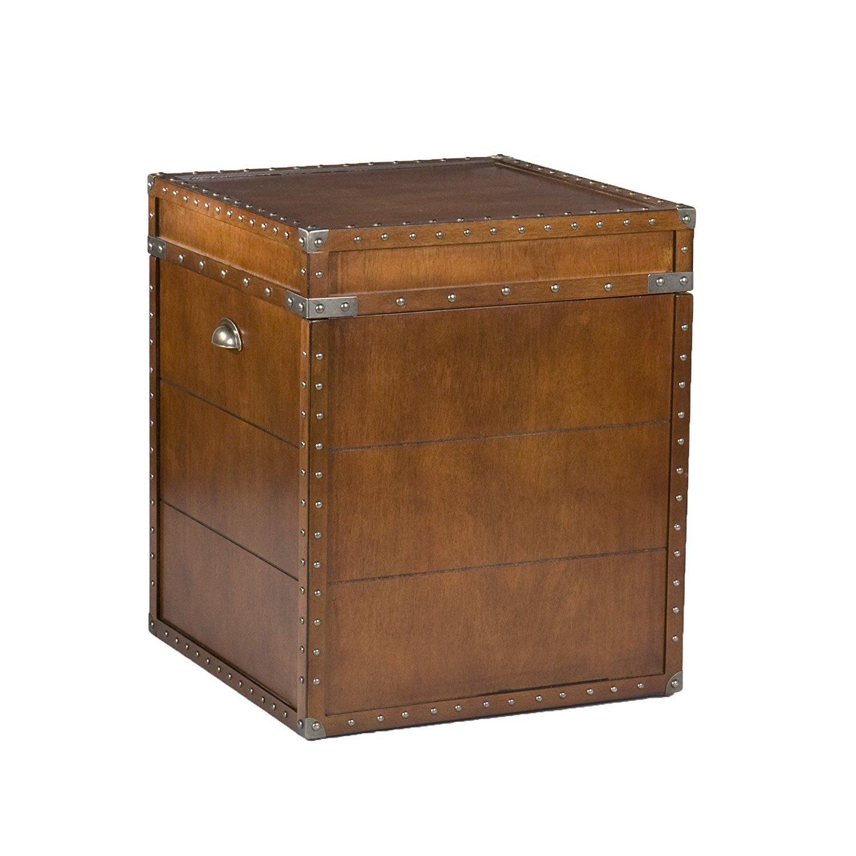 Steamer Trunk End Table Home Furniture Design