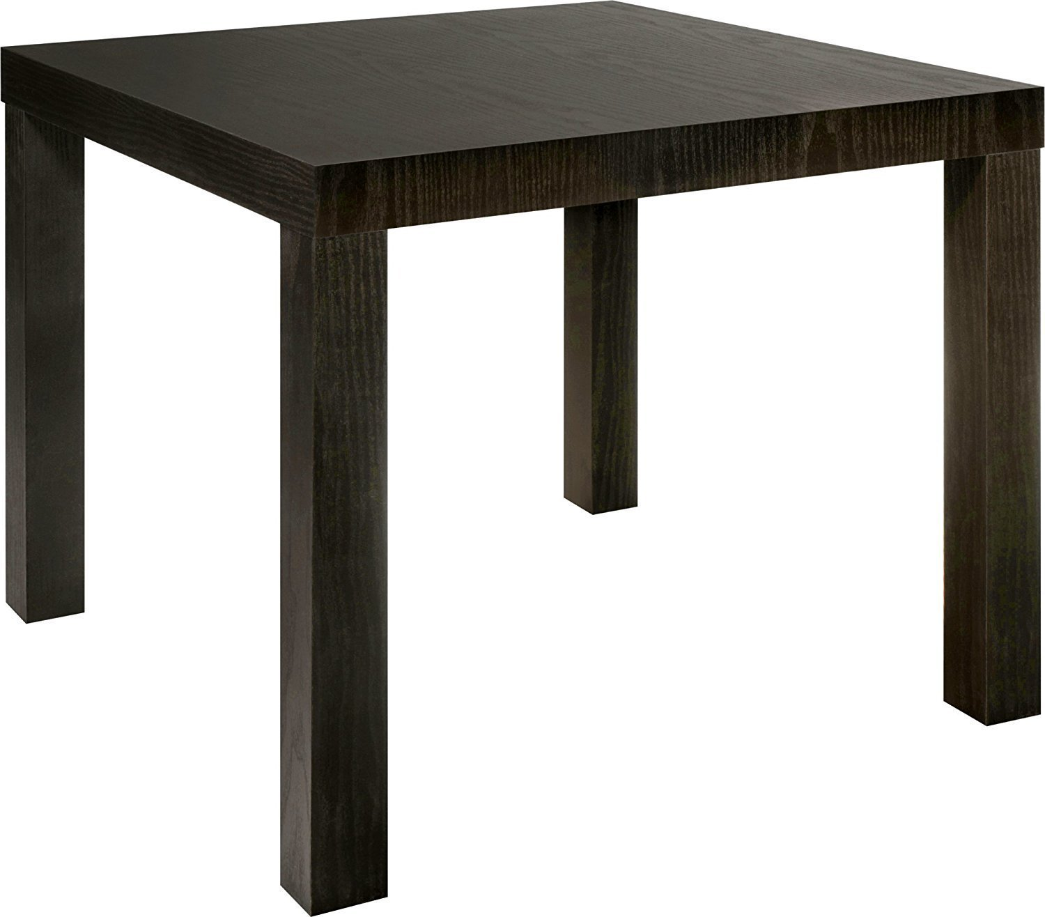Dark wood end tables home furniture design