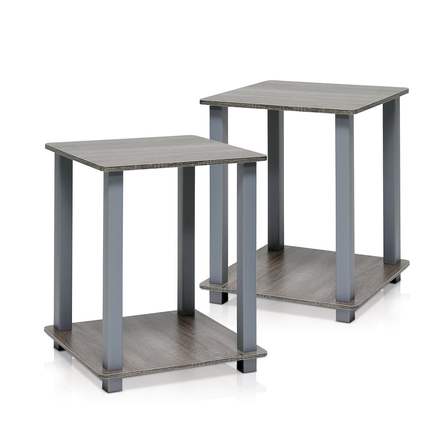 Gray End Table Home Furniture Design